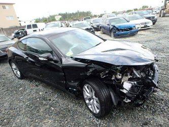 شراء سياره الحادثه
