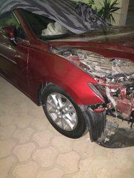 مازدا 3 2017 للبيع حادثه